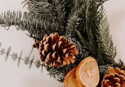 Winter Wreathmaking with Eve Floral Co. and Manitou Candle Co.