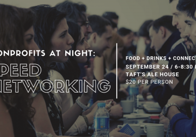 Nonprofits At Night: Speed Networking