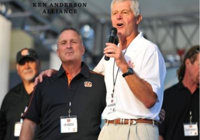 Ken Anderson Alliance Legends: Post Game Party