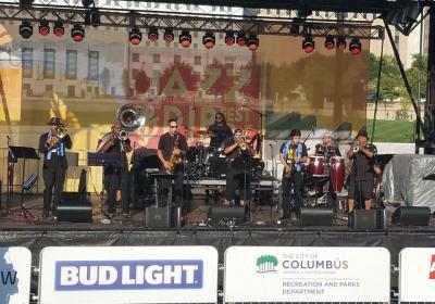 Wednesdays in the Woods: Mike Wade and the Nasty Nati Band