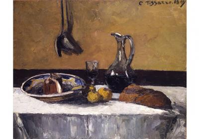 One Each: Still Lifes by Cézanne, Pissaro and Friends