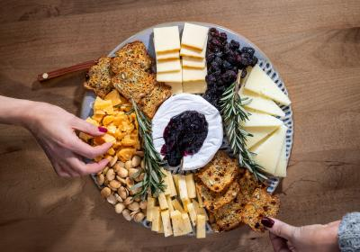 Setting Your Holiday Table with Murray's Cheese Experts | Tasting + Demonstration