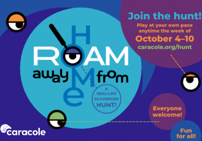 Roam Away from Home: A Real-Life Scavenger Hunt