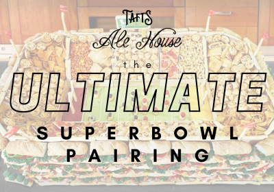 The Ultimate Super Bowl Pairing