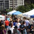 Art on Vine at Fountain Square