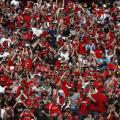 Cincinnati Reds Opening Day Festivities