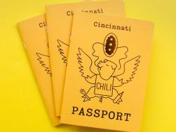 Cincinnati Chili Passport