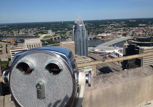 Carew Tower Observation Deck (photo: CincinnatiUSA.com)