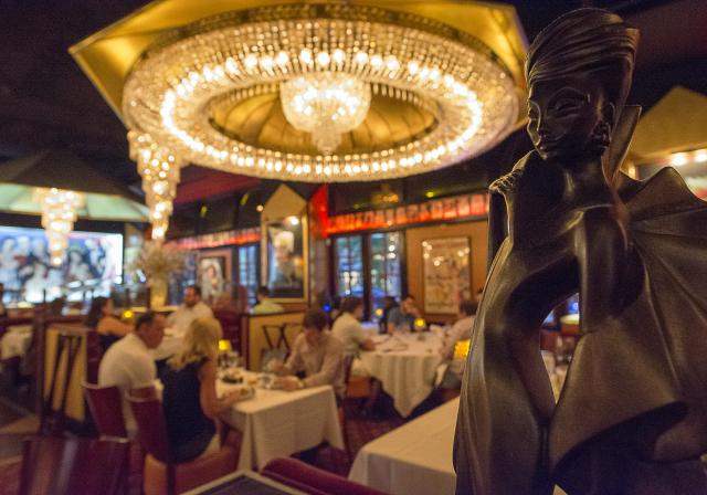 Jeff Ruby's Steakhouse (photo: Wendy Pramik)