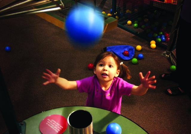 Duke Energy Children's Museum at Cincinnati Museum Center (photo: Todd Joyce)