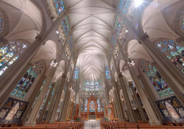 St. Mary's Cathedral of the Basilica of the Assumption (photo: meetNKY | Northern Kentucky CVB)