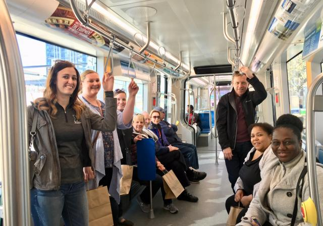 Cincy Top Ten Tour: Streetcar