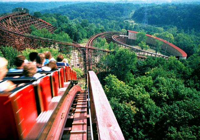 Kings Island - The Beast (photo: Kings Island)