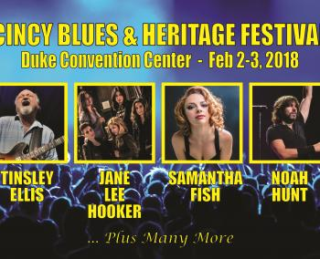 Cincy Blues and Heritage Festival