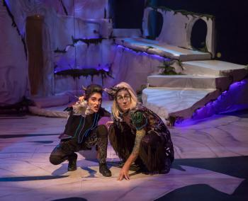 Midsummer Night's Dream at Cincinnati Shakespeare Company (photo: Cincinnati Shakespeare Company)