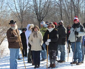Winter Hike Series (Photo: Great Parks of Hamilton Co.)