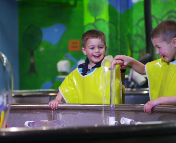 Duke Energy Children's Museum at Cincinnati Museum Center
