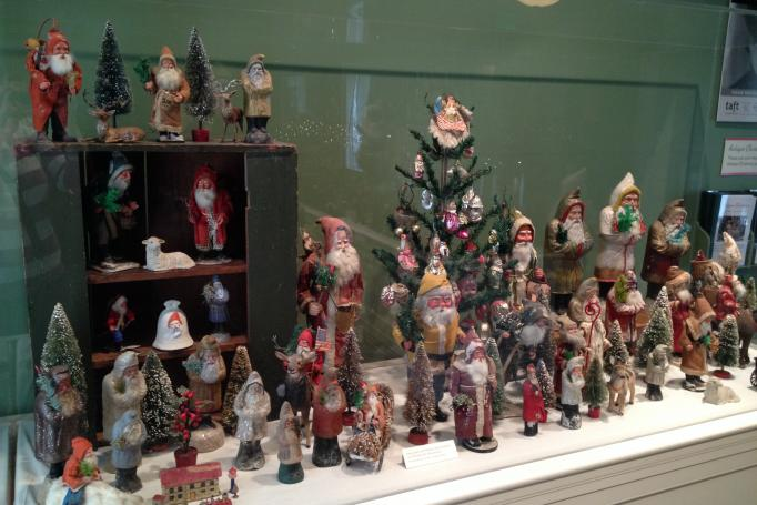 An Antique Christmas, Taft Museum of Art