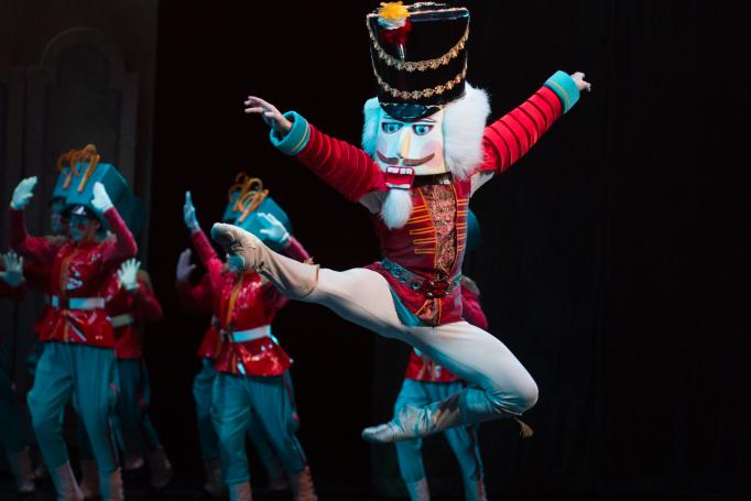 Frisch's Presents The Nutcracker, Cincinnati Ballet (photo: Peter Mueller)