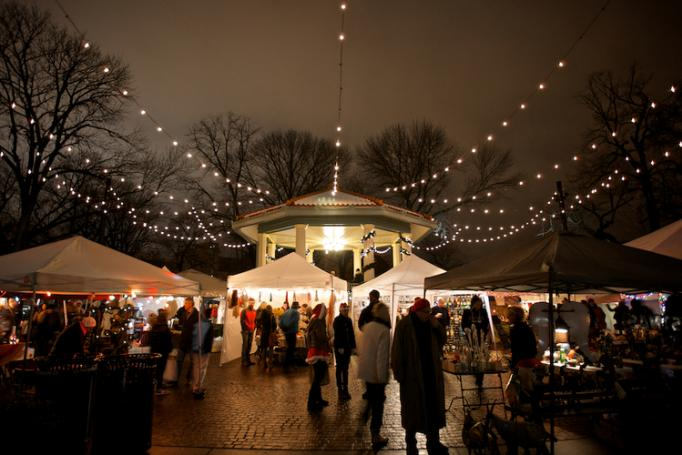 The City Flea Holiday Unwrapped