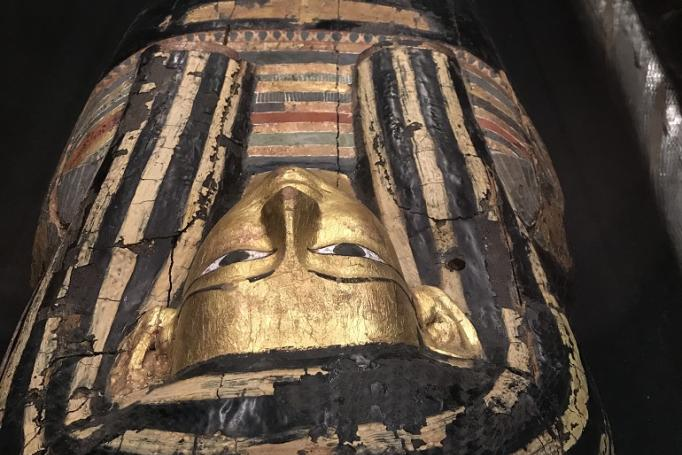 Egypt: The Time of Pharaohs (photo: Cincinnati Museum Center)