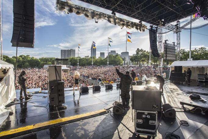 Bunbury Music Festival (Photo: Chris Casella)