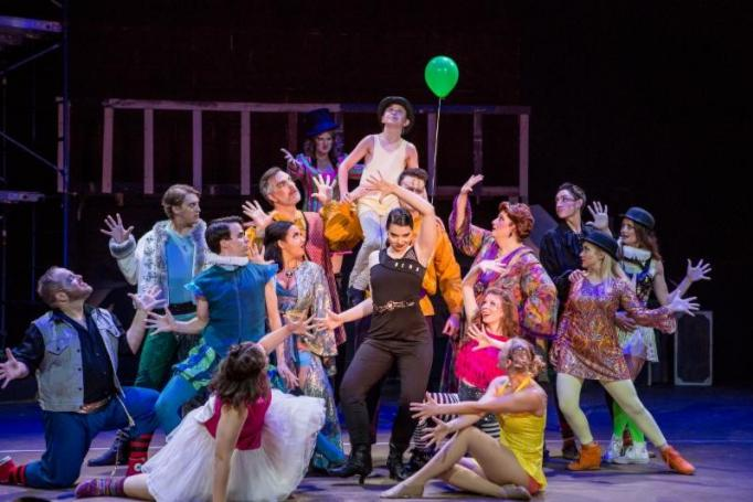 Pippin (photo: Warsaw Federal Incline Theater)