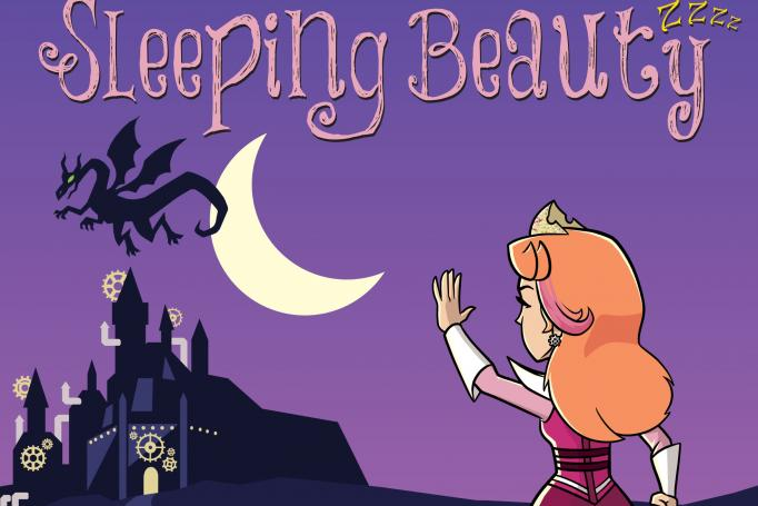 Sleeping Beauty (photo: The Children's Theatre of Cincinnati)