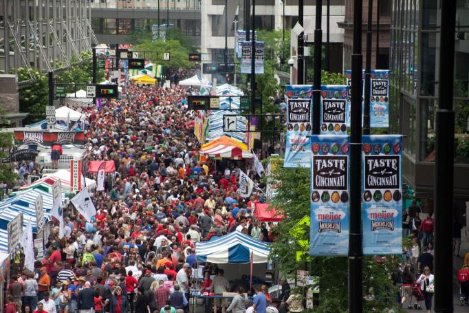 Taste of Cincinnati USA
