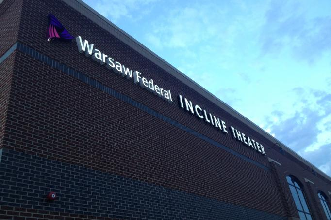 Warsaw Federal Incline Theater