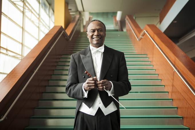 Conductor Thomas Wilkins, American Life (photo: Cincinnati Symphony Orchestra)